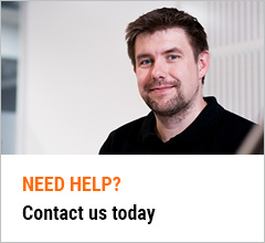 Need help? Contact us today